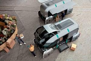 Renault presenta en Hannover el EZ-PRO