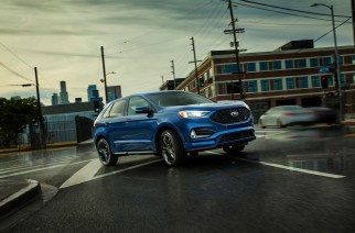 Ford Edge y Edge ST con inteligencia artificial