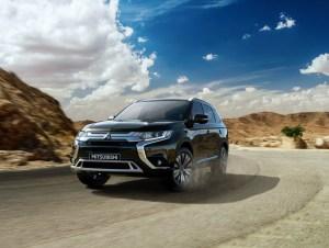 Mitsubishi Outlander 2019, ya disponible en territorio nacional