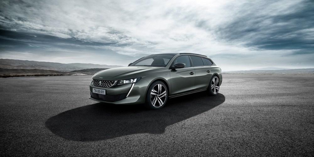 Autoshow de París 2018, Peugeot Presenta tres primicias mundiales