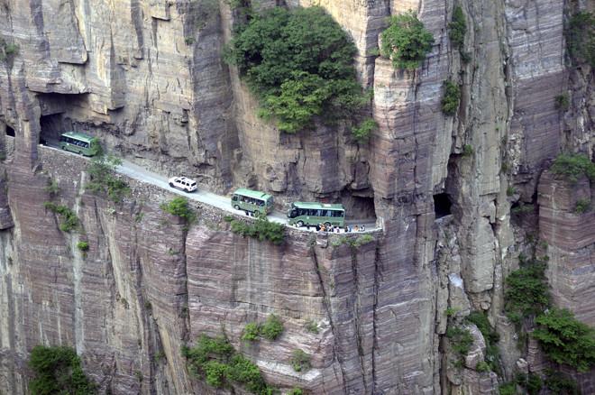 Estas son las 5 carreteras más peligrosas del mundo, no apto para cardiacos