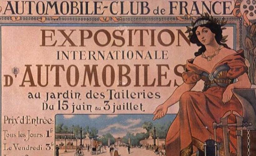 París cumple 120 años de automóviles: las primicias 2018