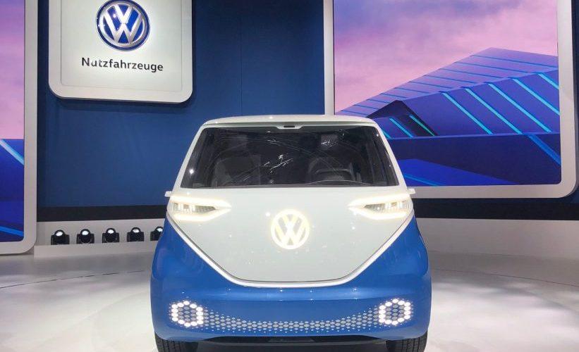 Volkswagen Vehículos Comerciales multiplica oferta de eléctricos