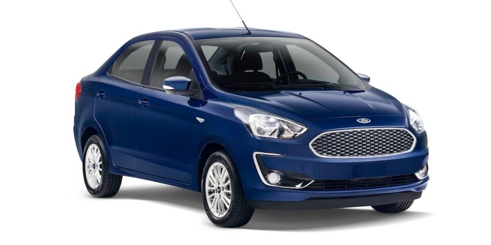 Ford Figo 2019, lanzamiento en México