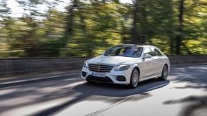 Mercedes-Benz S 560 e, el Clase S ofrece versión híbrida enchufable