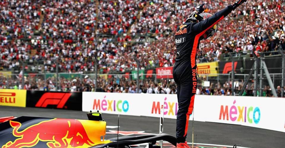 Se vuelve hacer historia en el Gran Premio de México