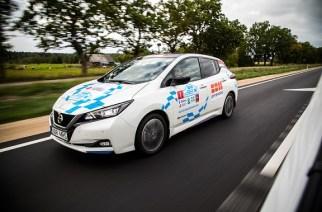 Nissan LEAF conquista el Electric Marathon en Europa