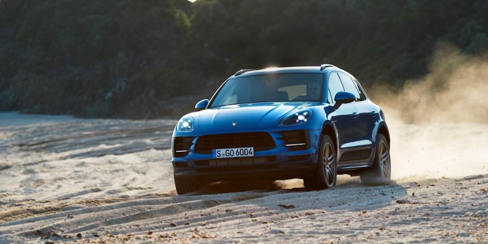 Autoshow de París 2018, Porsche Macan se actualiza