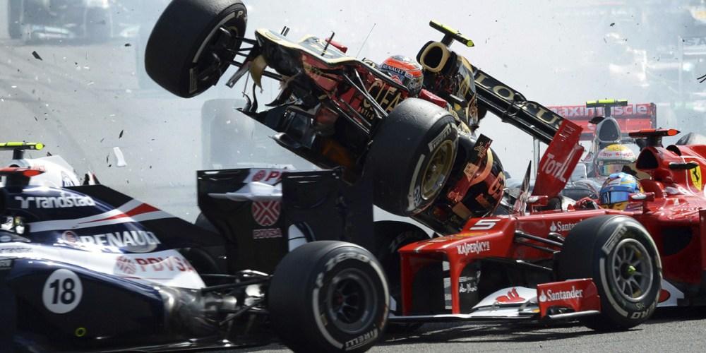 Accidentes de la Fórmula 1 que cambiaron la seguridad de la pista, los autos y más…