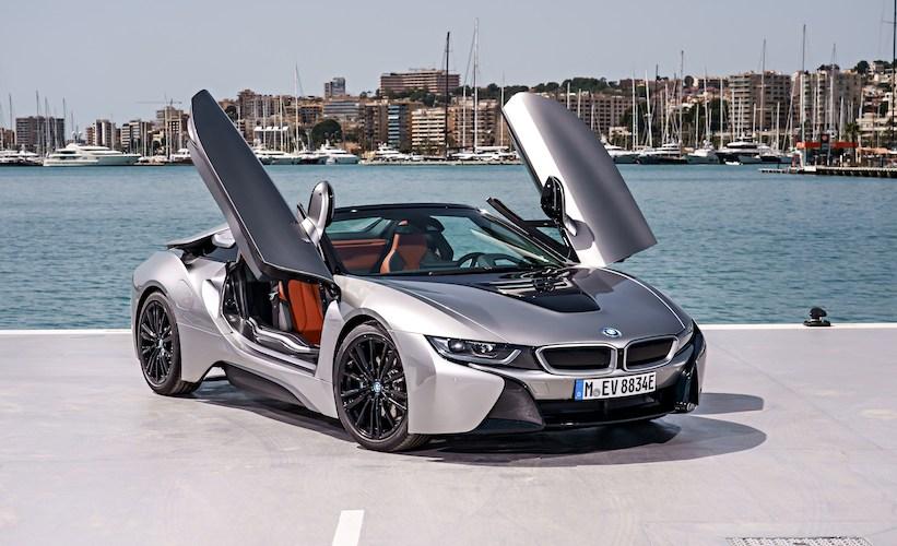 BMW i8 Roadster manejo en Munich: llega a México este mes