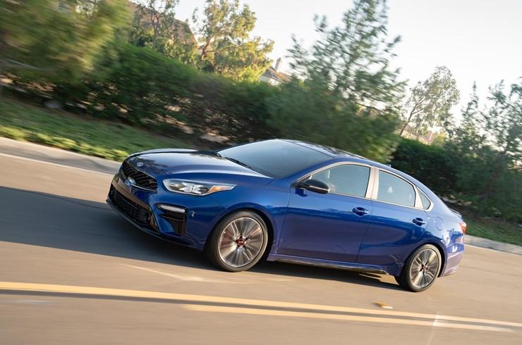 KIA Forte GT 2020 y sus 201 hp anunciados en el SEMA