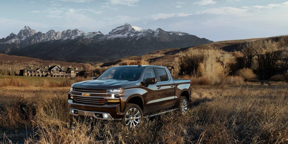 Nueva generación de pickups Cheyenne y Silverado 2019 para México