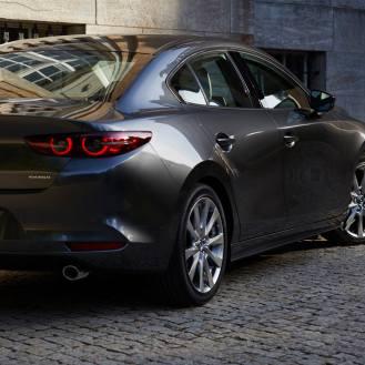 Mazda 3 2019-21