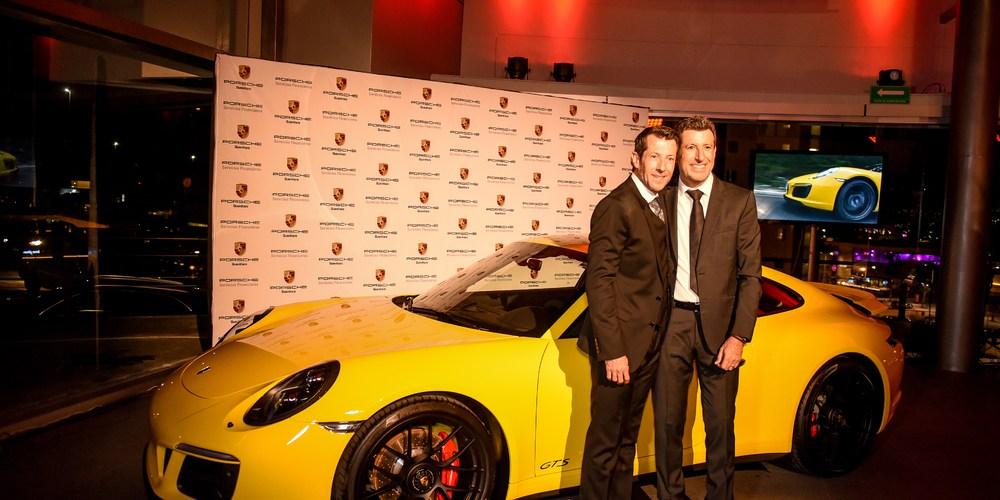 Porsche estrena distribuidor en el bajío: Porsche Centre Querétaro