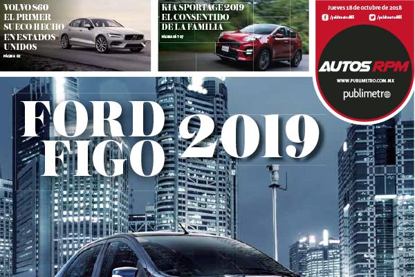 Ford Figo 2019 'La potencia del segmento'