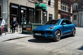 Auto Show de Los Ángeles 2018, Porsche Macan 2019 se actualiza