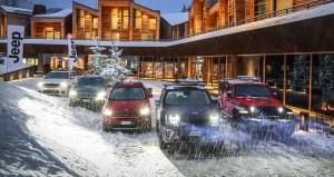 Una nueva aventura: Jeep Winter Experience