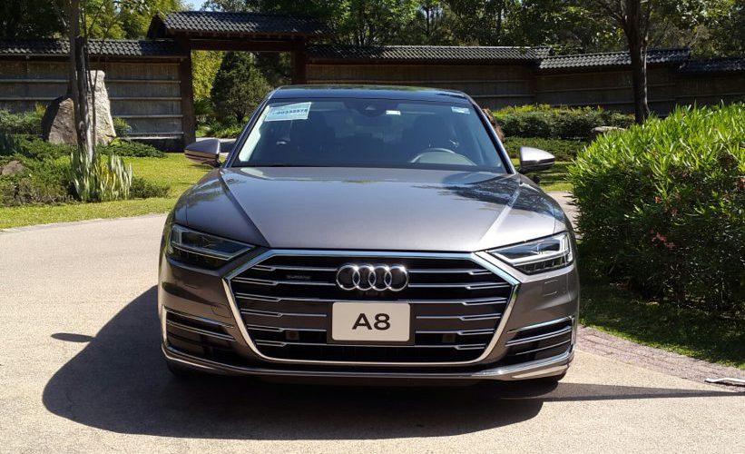 La ofensiva 2019 de Audi