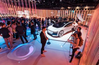 Audi muestra su arsenal de tecnología en el CES 2019