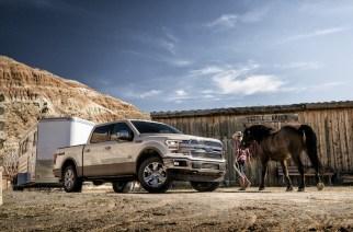 Llega la nueva Ford Lobo King Ranch 2019