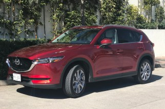 Mazda CX5 Signature, un lujo que sí puedes darte
