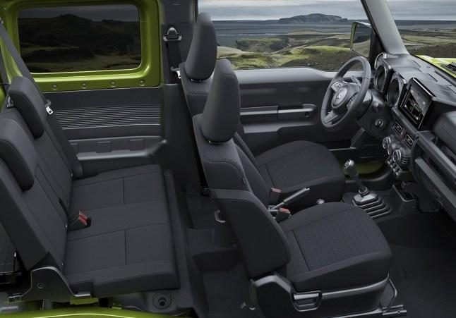 Suzuki-Jimny-asientos