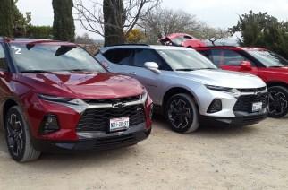 Chevrolet Blazer 2019, una SUV poderosa