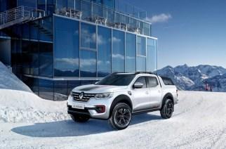 Renault Alaskan ICE Edition, solo para Suiza
