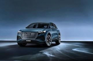 Así es el nuevo Audi Q4 e-tron concept