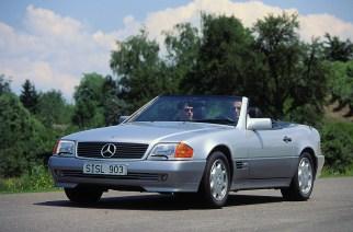 Mercedes-Benz SL R 129, ya son 30 años de esa joya automotriz
