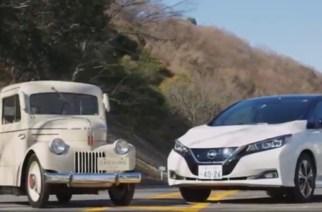 Nissan ofrece a sus clientes un verdadero ecosistema electrificado.