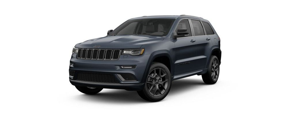 Llega Jeep Grand Cherokee Limited X 2019