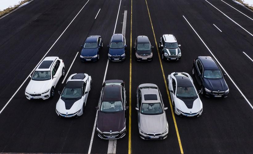La electrificación de BMW con todo en Ginebra