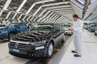 Volkswagen de México mete acelerador en producción