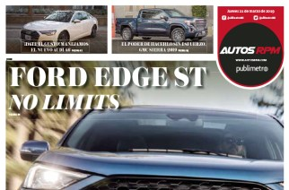 Ford Edge ST No Limits