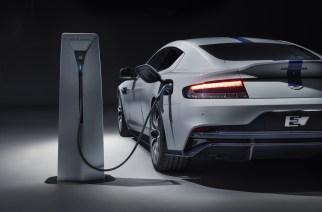 Aston Martin Rapide E, el nuevo eléctrico de la firma