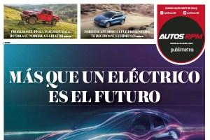 Más que un eléctrico es el futuro