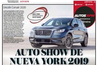Auto Show de Nueva York 2019