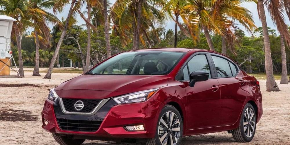 Nissan Versa 2020, más elegante y sofisticado