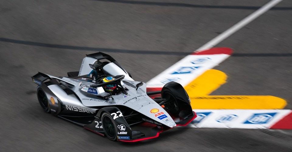 Nissan e.dams logra su primer podio en Mónaco