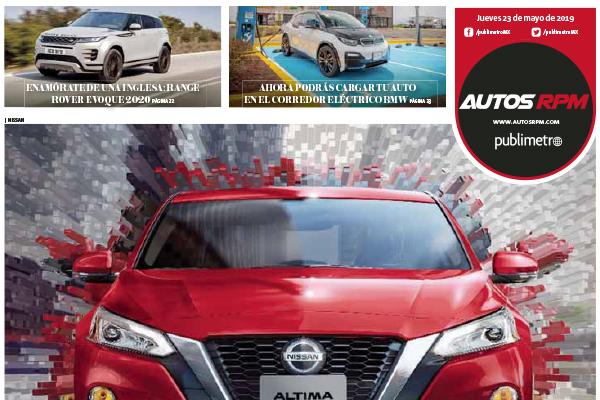 Nissan Altima 2019 Una Nueva Dimensión