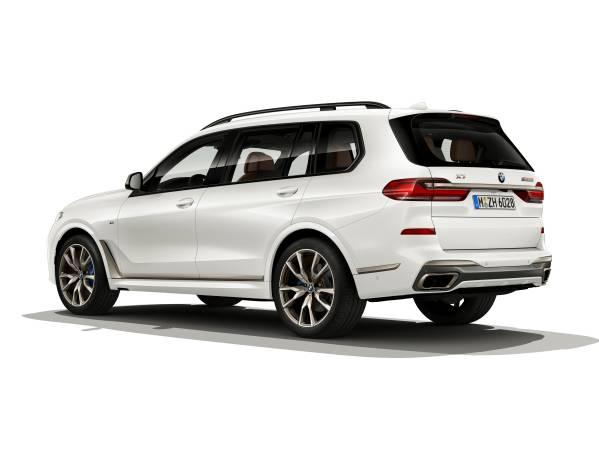 BMW X7 M50i.