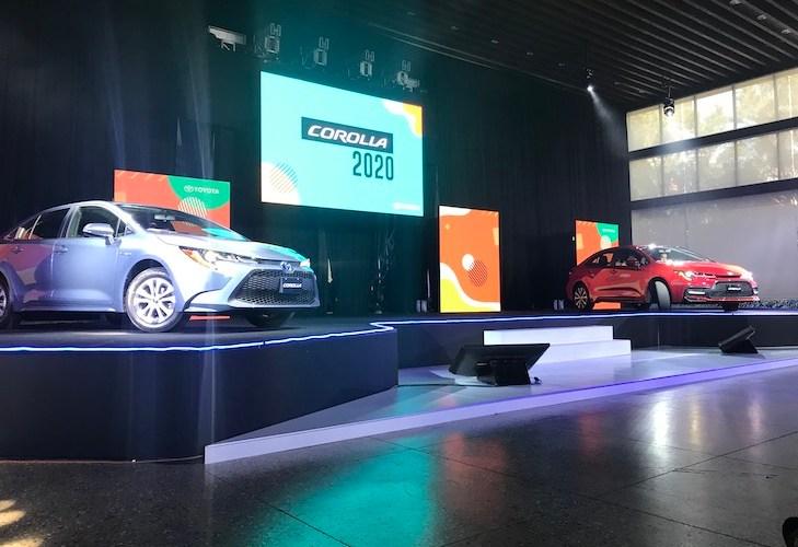 Toyota Corolla 2020, llega a México con versión híbrida
