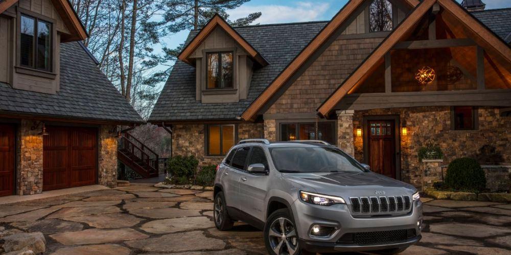 Jeep Cherokee Limited 2019, simplemente es un Jeep