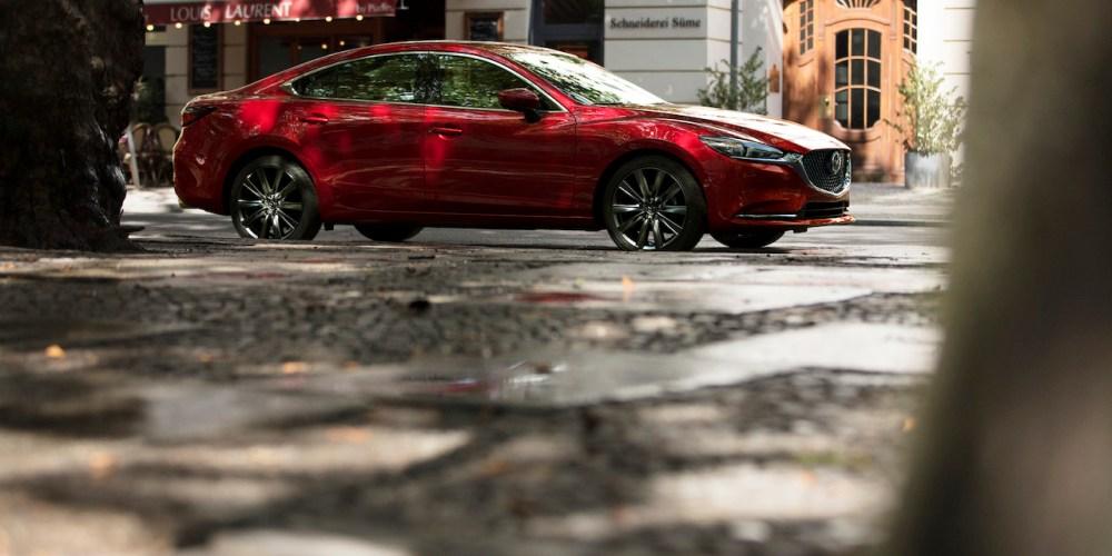 El Mazda6 estrena versiones para México