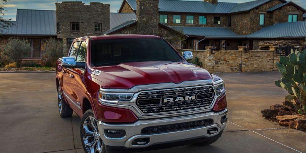 """Ram 1500 2019 es el """"Best Family Truck 2019"""" en Estados Unidos"""
