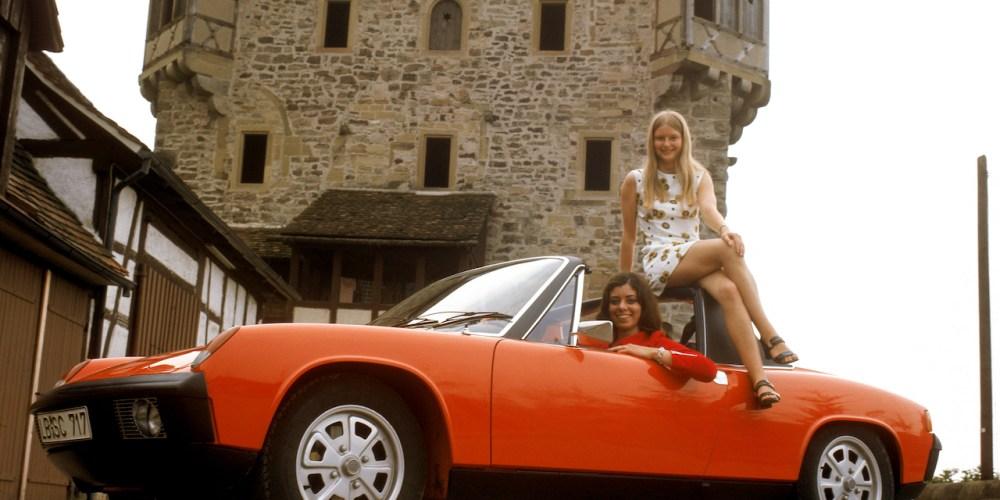 El Porsche 914 cumple 50 años, es una leyenda