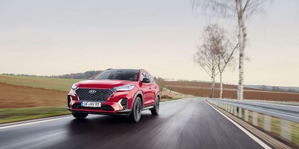 Hyundai Tucson le pone apellido N a su SUV y podría llegar a México
