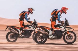 KTM introduce la 790 Adventure y 790 Adventure R