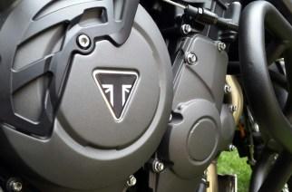 Con Triumph TE-1 se suma a la moda eléctrica